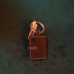 Coach Bags - Coach mini photo key chain